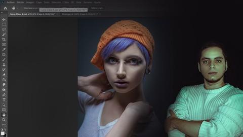 Photoshop avanzado: Retoque Hihg-End para moda y belleza