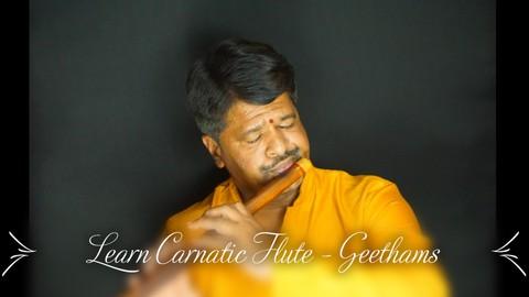 (2021) Carnatic Flute Basics   Beginner's Guide   Geethams