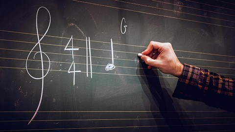 Music Theory – Beginner, Intermediate, & Advanced Rudiments