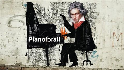 Pianoforall – 'Classics By Ear' – Moonlight Sonata