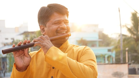 (2021) Carnatic Flute Basics   Swarajathis & Swarapallavis