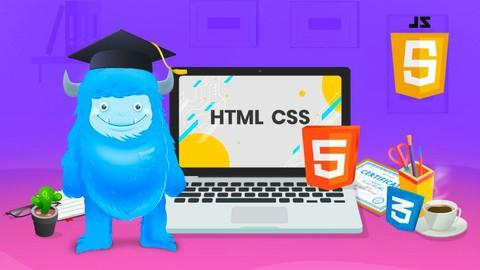 Certification™ HTML5 & CSS3 & JAVASCRIPT (Cours 3 EN 1)