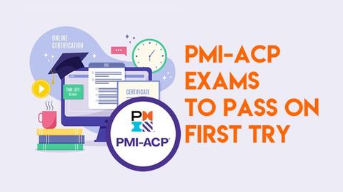 PMI-ACP Practice 6 Exams 2021- 360 Questions