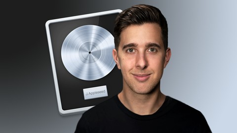 Music Production in Logic Pro X – The Complete Course!