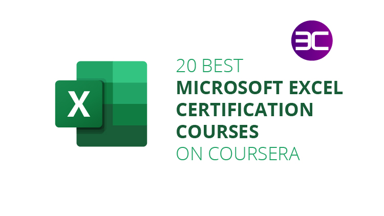 Best Excel Online Courses on Coursera