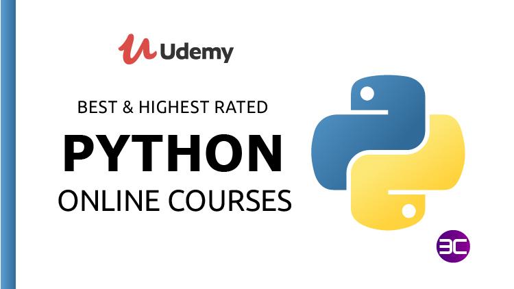python courses on udemy