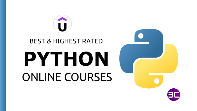 Best and Highest Rated Python Courses on Udemy for 2021