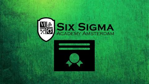 Certified Six Sigma Green Belt (+ Excel Application)
