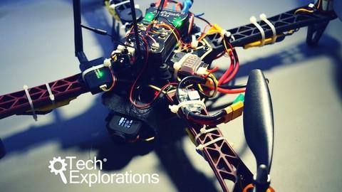 Make an Open Source Drone: More Fun