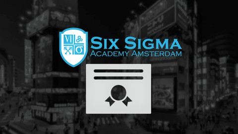 Certified Six Sigma Black Belt (+ Excel Application)
