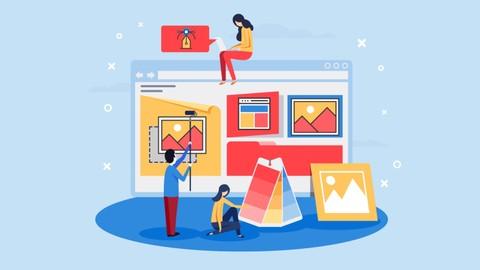 Make a Creative Portfolio Website Design in HTML 5 CSS 3 JS