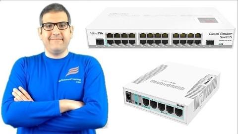VLAN on MikroTik with LABS (RouterOS & SwOS)