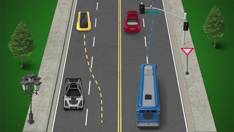 Applied Control Systems for Engineers 1 – autonomous vehicle