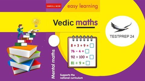 Vedic Maths & Mental Maths through Animated Videos