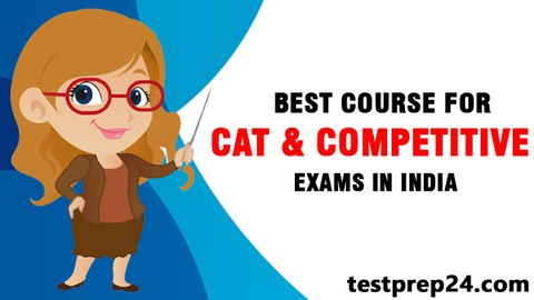 Best Online Course for CAT & Competitive Exams in INDIA