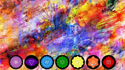 Certificate in Color Therapy for Kundalini & Chakra Healing