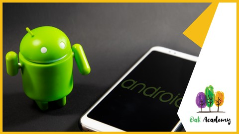 Full Android 11 Masterclass Course   14 Real Apps – 43 Hours