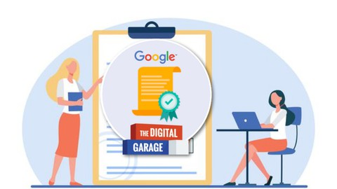 Digital Marketing: Google Digital Garage Certification