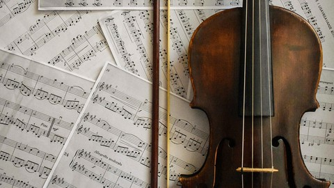Beginner Violin Course – Become a Violin Master from Scratch