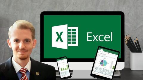 Der Microsoft Excel – Komplettkurs vom Anfänger zum Experten