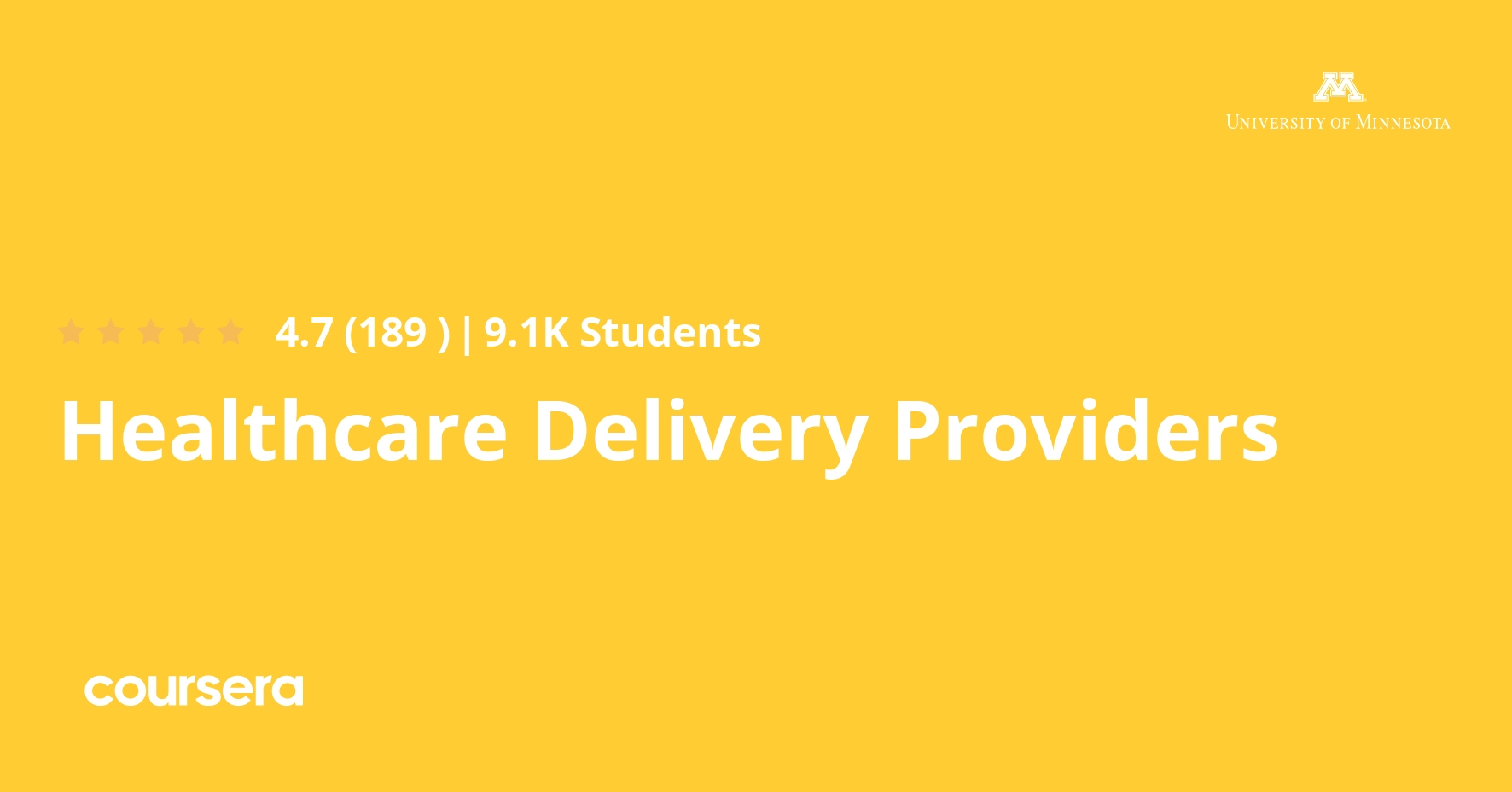 Healthcare Delivery Providers