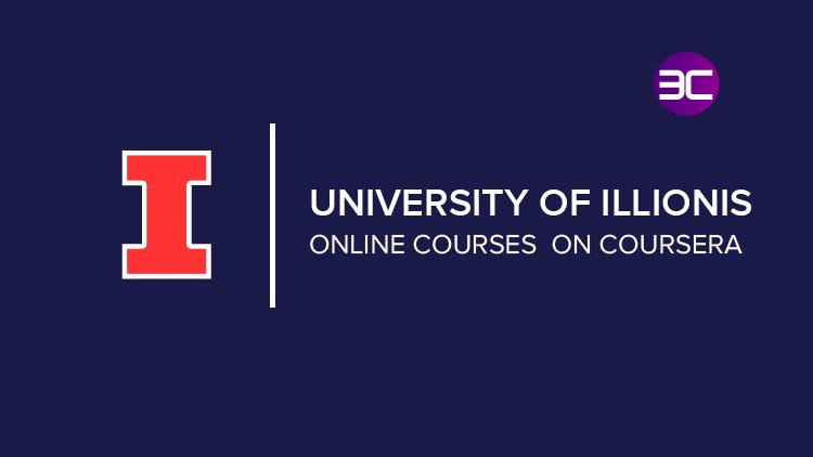 University of Illinois free online courses