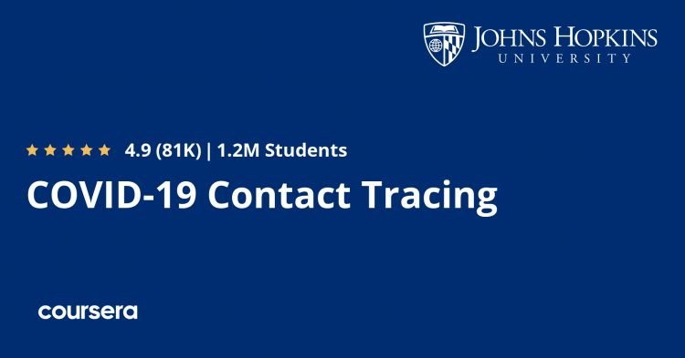 COVID-19 Contact Tracing-Complete Course 2021