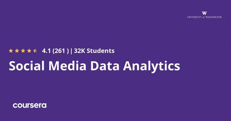 Social Media Data Analytics