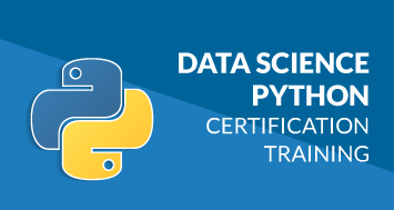Data Science Certification Training with Python Course