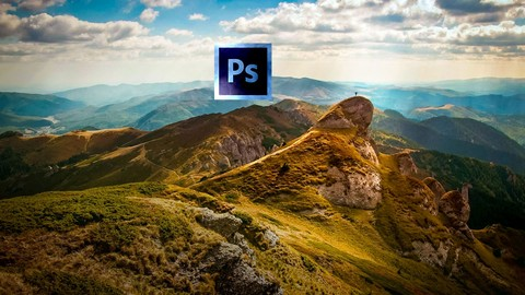 Landscape Photography-Professional Photo Editing Photoshop