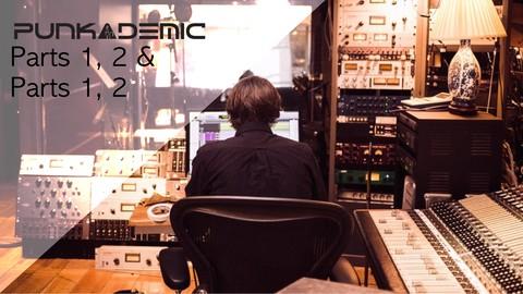 Music Composition Bundle: Composition & Film Scoring 1 & 2