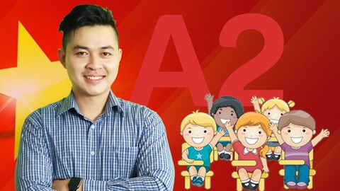 Complete Vietnamese Course – Elementary Level (A2)