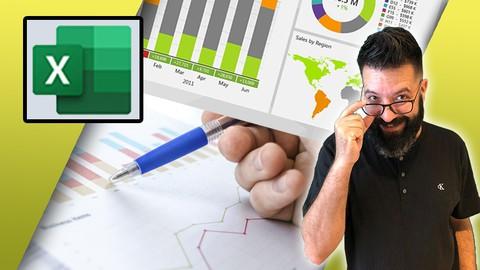 Excel TOTAL – Desde 0 hasta Profesional en 30 horas