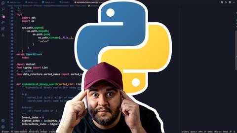Curso de Python 3 do Básico Ao Avançado (com projetos reais)