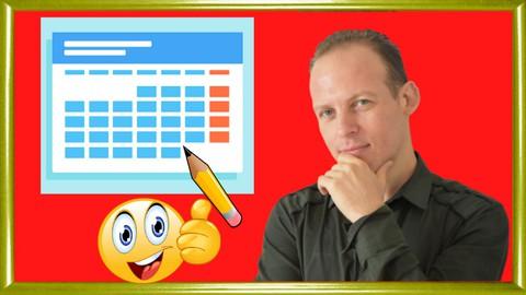 Social Media Calendar Template! Social Media Management 2021