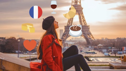French Level 1: A Complete Guide to Master the French Basics