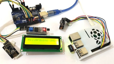 Internet of Things with Python Programming