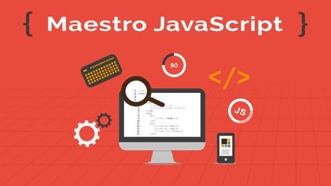 Maestro JavaScript. Da zero ad esperto [+ 4 mini progetti]