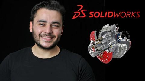 SolidWorks 2019 3 Boyutlu Katı Model Eğitimi (İndirim Kodu✓)