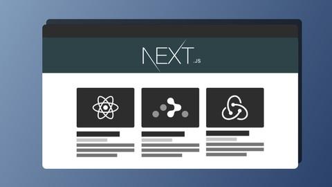 運用前後端 Javascript 熱門代碼庫 React 與流行框架 Next.js 完成一個網站