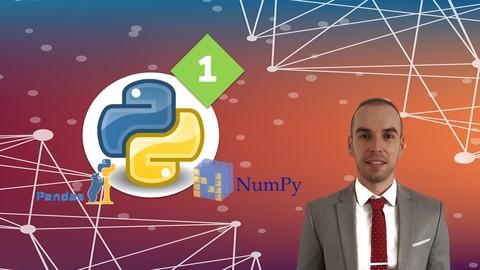 Data Science con Python – Numpy & Pandas [2021]