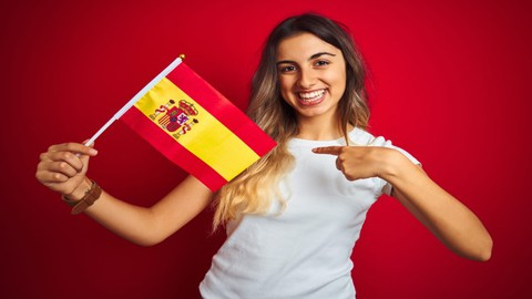 Learn Spanish with Spanish Dialogues for Beginners. Level 1.