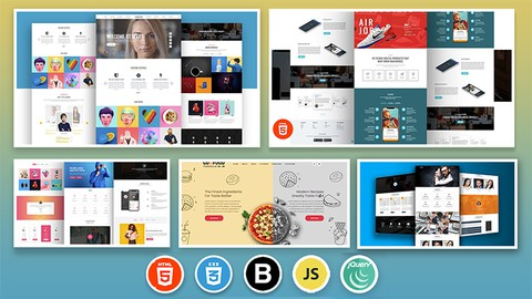 The Ultimate FrontEnd Web Development – 8+ Courses Included
