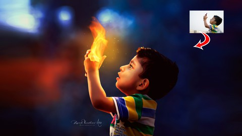 Digital Art Photo Composite Photo Manipulation in Photoshop