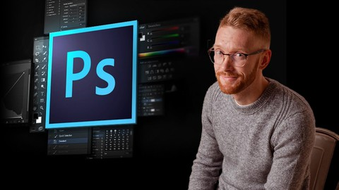 Курс по Adobe Photoshop 2021 – с нуля до результата!