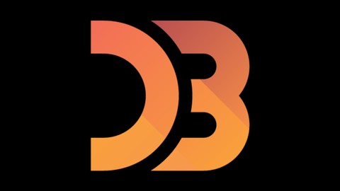 Master D3.js with Concepts & 25+ Projects   ~43 Hours   2021