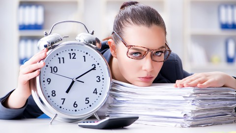 Gestion à temps plein- Augmentez la productivité personnelle