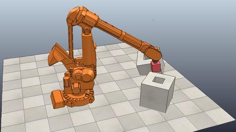 Robotics With V-REP / CoppeliaSim
