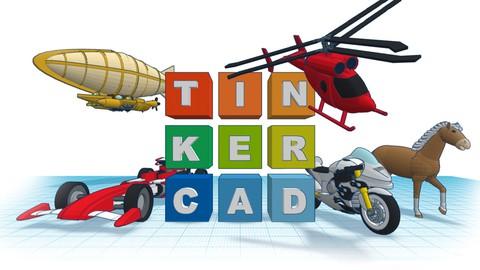 Tinkercad ile 3 Boyutlu Tasarım Yapmayı Öğreniyorum