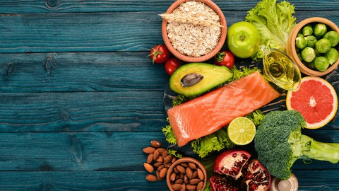 Nutrition Masterclass: Create your own diet and meal plan